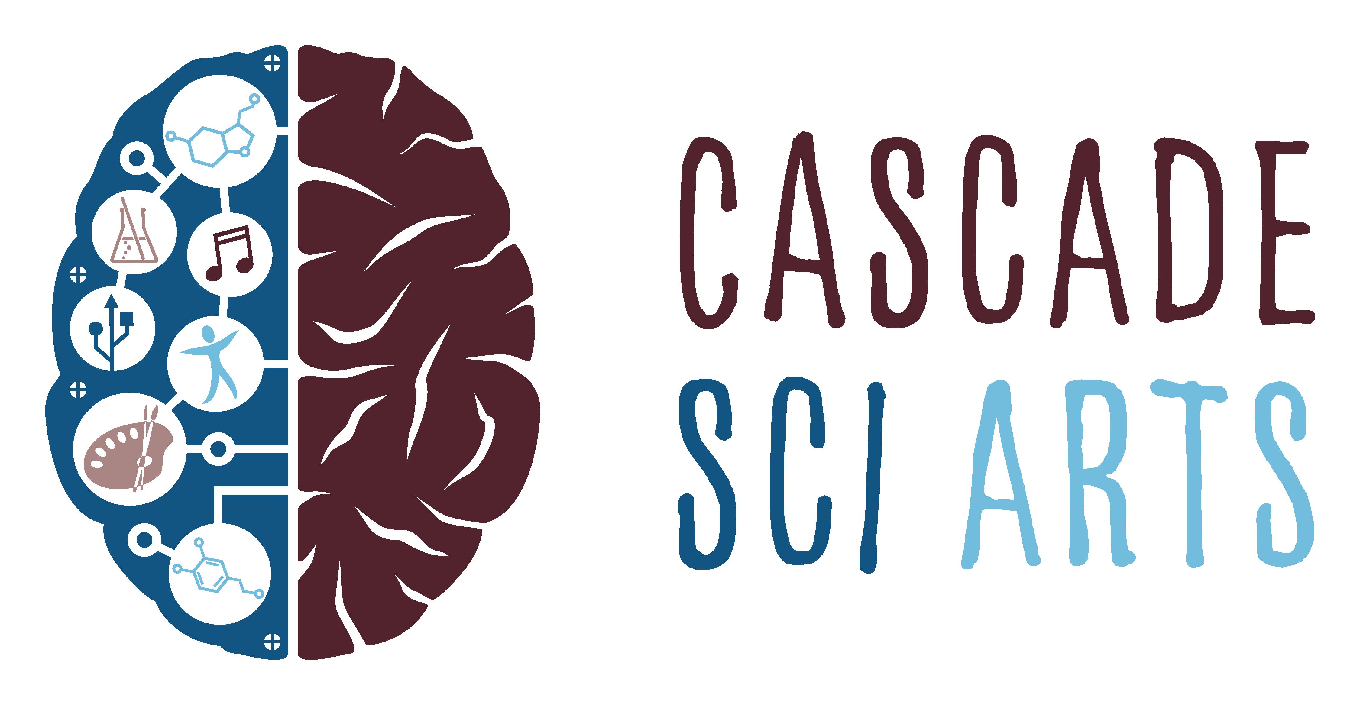 cascade sci arts logo